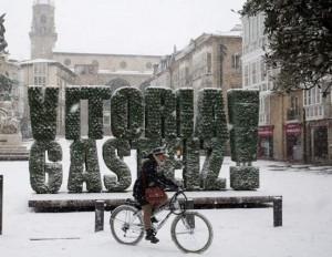 Vitoria-Gasteiz 'Green Kapital' da!