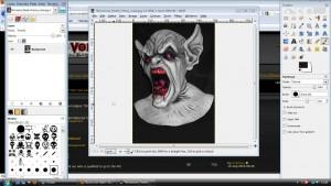 Gimp para el desarrollo web y diseño gráfico