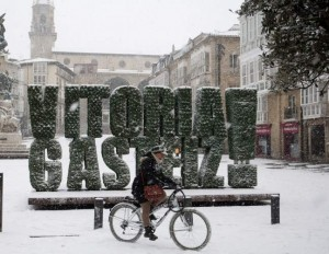 Vitoria-Gasteiz is the green capital!